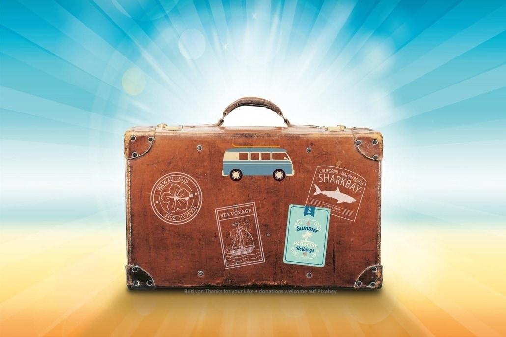 Gehen Sie in Ihren Träume auf Reisen. Finden Sie Ihre berufliche Neuorientierung.