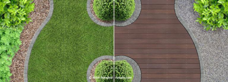 Gartenplanung: Wachstum berücksichtigen, Ideen sammeln