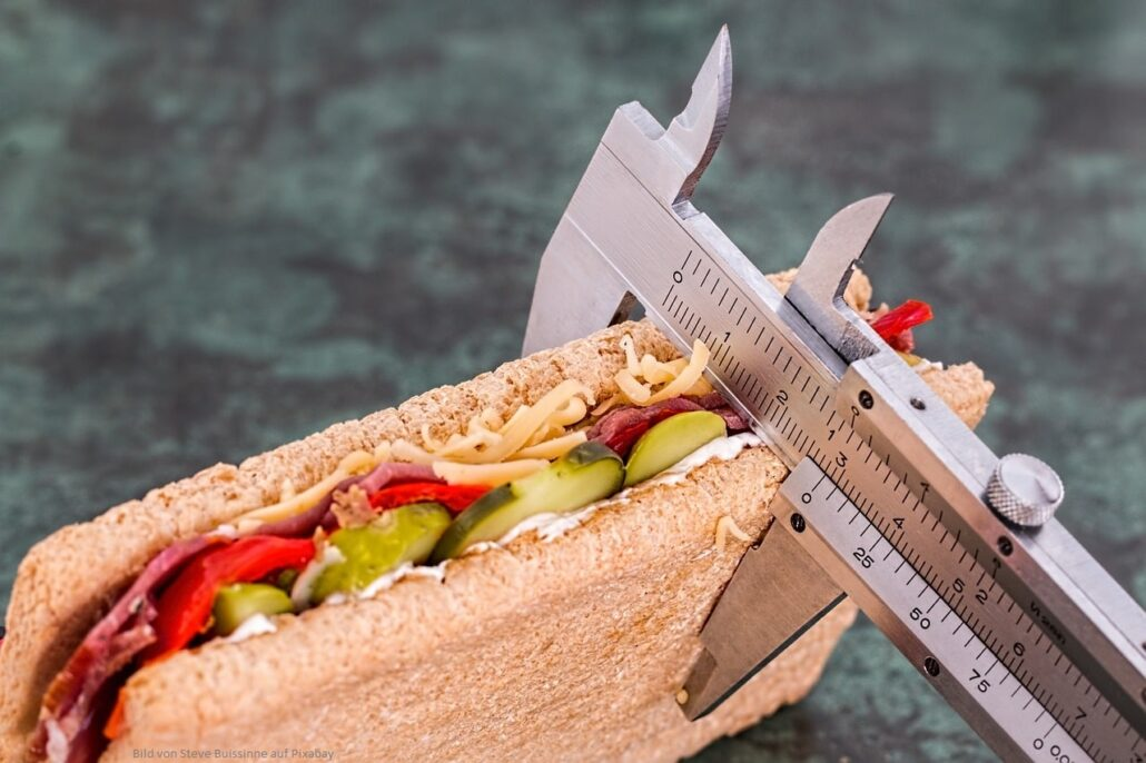 Eine gesunde Ernährung ist die Basis für unser Leistungsvermögen.
