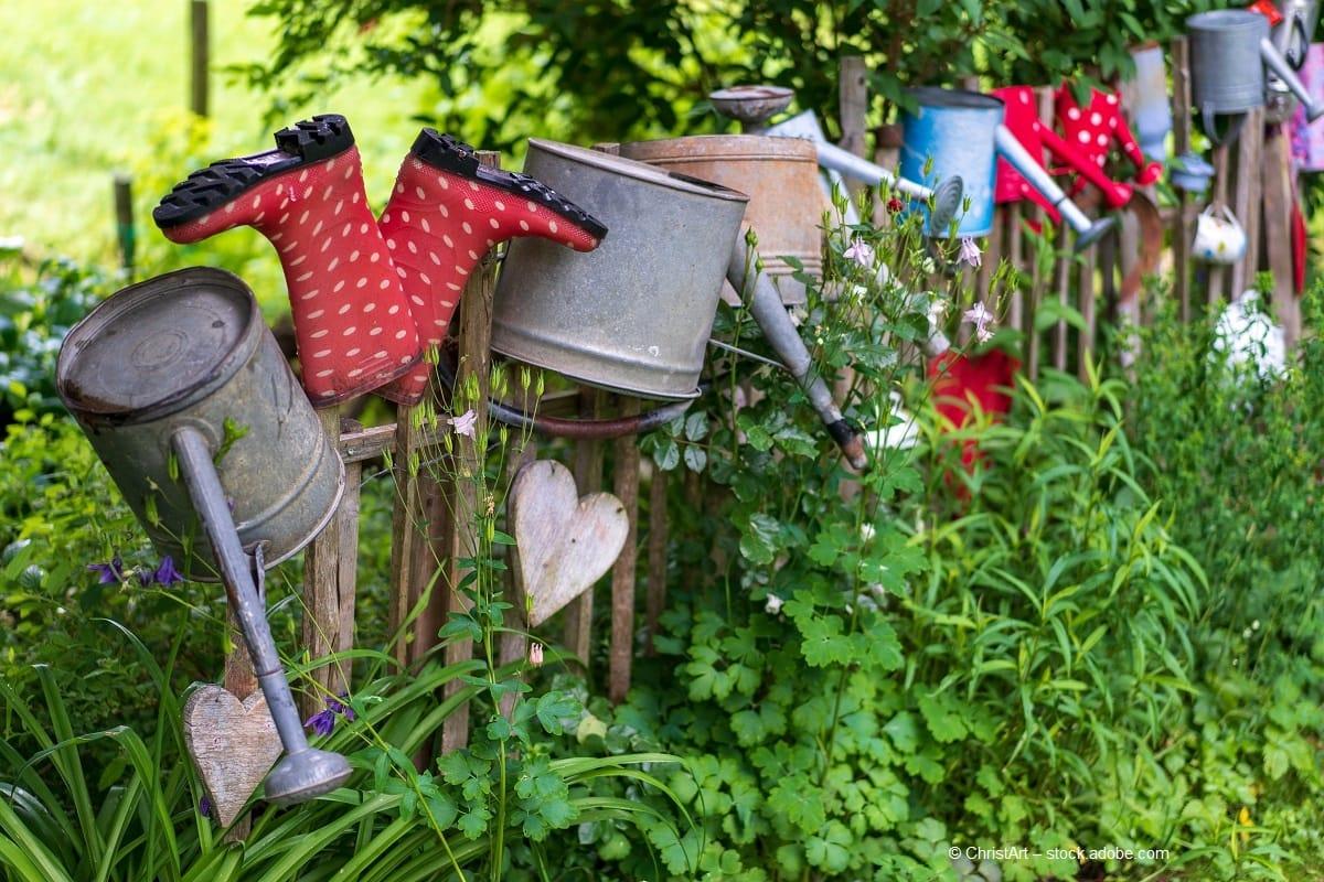 Persönliche Gartenideen: Versuch's Mal mit Gemütlichkeit ...