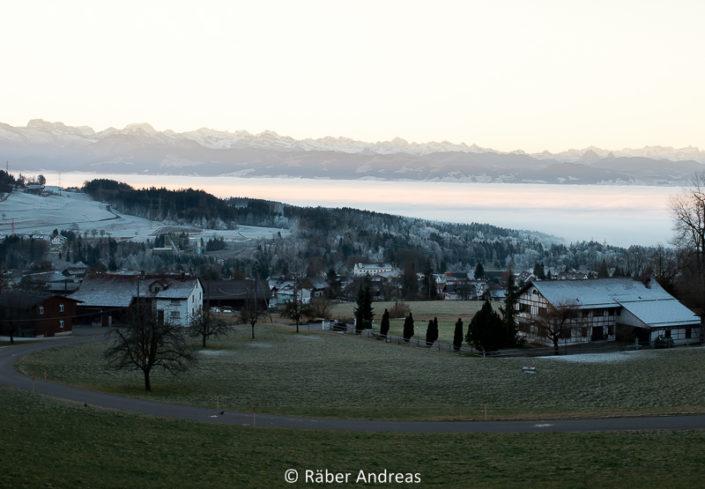 Adetswil, Bäretswil am 1. Januar 2017