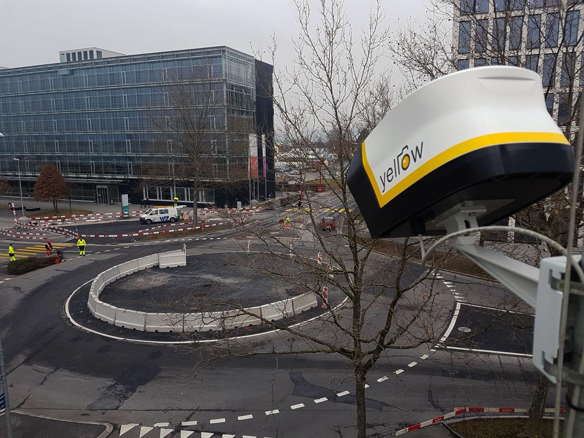 Zeitrafferkamera yellow.webcam im Einsatz