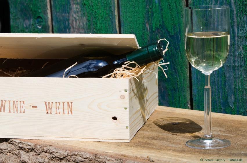 Verpackung macht Marke - Beispiel Wein